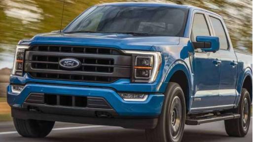 福特仍保持着其作为顶级汽车制造商的地位