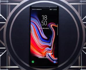 三星Galaxy Note 9在1月15日就可以在更新Android 9