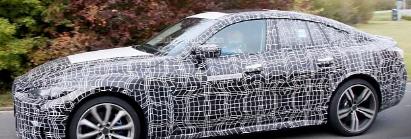 2022年宝马i4 M性能看起来像是电动4系Gran Coupe
