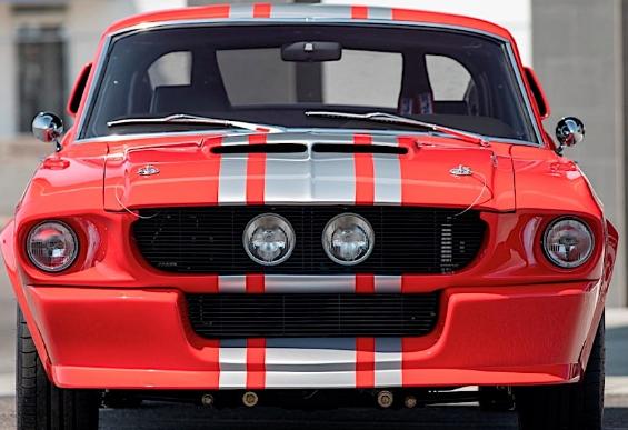 1968年带Shelby Autograph的福特野马GT500CR售价225500美元