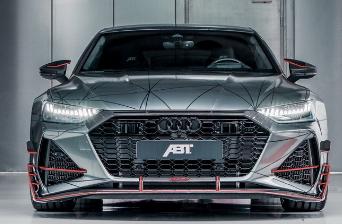 具有730 HP的ABT Audi RS7-R在高速公路上的行驶速度为186 MPH
