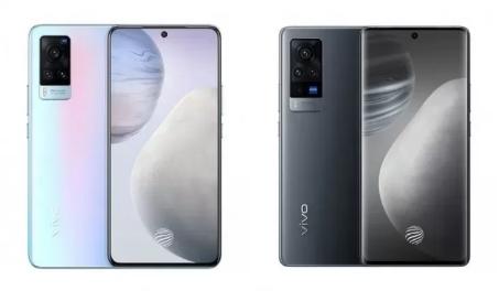 Vivo X60 Pro +配备了高通Snapdragon 888处理器