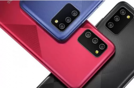 预计不久将在推出一款名为Galaxy F02s的新入门级智能手机