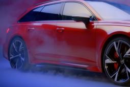史诗般的奥迪RS6与兰博基尼Urus赛道争霸是顶级装备