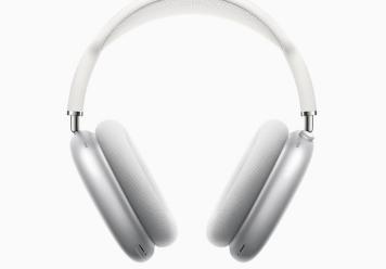 苹果悄悄地发布了自家的新品AirPods Max