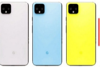 曝光的图片中谷歌Pixel 4有三种配色