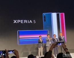 全新旗舰产品索尼Xperia 5正式发布