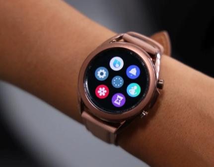 三星基本上确认你的Galaxy Watch 3现在已经过时了