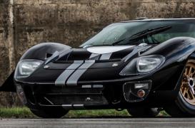 Everrati宣布了带有定制EV动力总成的新福特 GT40延续