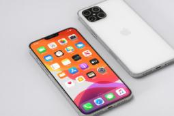 iPhone 13 Pro产品线将减少多达20%的功耗