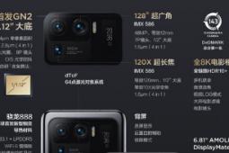 小米发布了全新旗舰产品小米11 Ultra