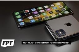 苹果正在准备一款7英寸可折叠iPhone