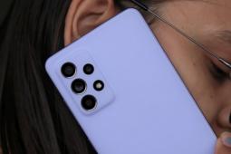 三星Galaxy A53主摄像头分辨率不会让人头疼