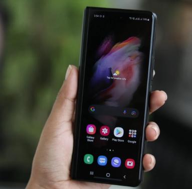 三星称Galaxy Z Fold 3和Z Flip 3打破了销售记录