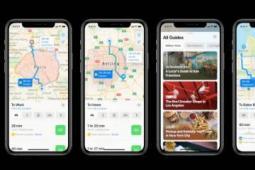 iOS14增加了骑行和电动汽车导航以及新的CarPlay