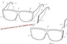 苹果Glass专利展示了未来英雄技术的模块化系统