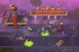 策略游戏SurvivalZ在苹果Arcade上释放不死生物