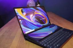 华硕 ZenBook Duo 14 UX482 笔记本电脑评测