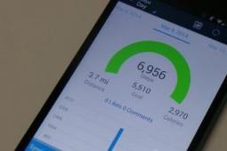 Garmin VivoFit 智能手环的软件评测