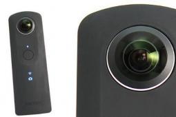 理光 Theta S VR 相机评测