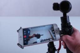 DJI Osmo Bundle Kit 无人机摄像头评测