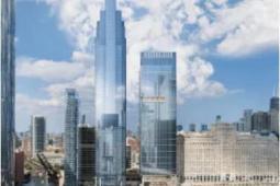 海因斯启动1.2MSFSalesforceTower芝加哥