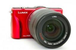 松下 LUMIX DMC-GF2 相机的硬件评测