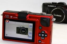 松下 LUMIX DMC-GF2 相机的触摸屏评测