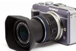 奥林巴斯 PEN E-PL1 Micro 4/3 数码相机评测