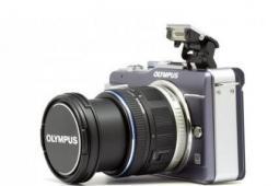 奥林巴斯 PEN E-PL1 Micro 4/3 数码相机的照明对焦评测