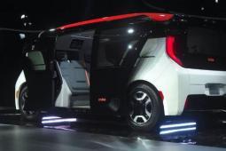 这就是CruiseOrigin一款自动驾驶电动汽车