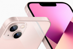 苹果13和iPhone13mini推出配备略微升级的摄像头和新的A15仿生芯片组