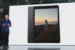 Apple推出新款廉价iPad配备改进的摄像头TrueTone显示屏和更快的A13仿生芯片