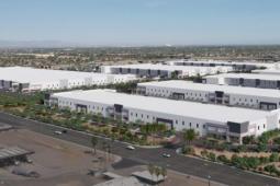 CapRock启动凤凰城最大的规格工业项目