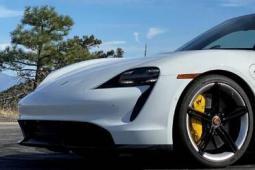 保时捷TaycanTurboS第一次驾驶评测电动卓越