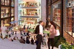BallstonQuarter这是一个多功能的市中心和尖端零售目的地