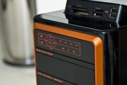 Gateway FX6800-01e 游戏主机的硬件评测