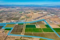 凤凰城西谷子市场内优越的地理位置
