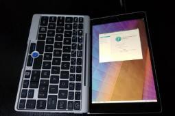GPD Pocket Ubuntu Editon 笔记本电脑的分辨率评测