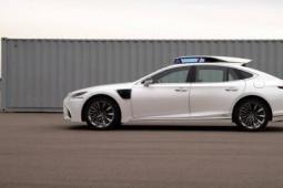 丰田L4自动驾驶汽车从明年开始提供乘车服务
