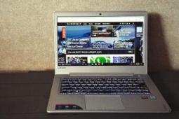 联想 IdeaPad 510S Windows 10 笔记本电脑评测