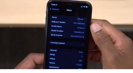 我们看到了新iOS15RC或ReleaseCandidate的速度测试