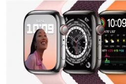 为什么你还不能预购AppleWatch7