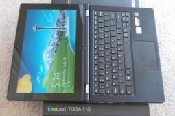 联想 IdeaPad Yoga 11S 笔记本电脑的硬件评测
