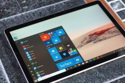 微软 Surface Go 2 平板电脑的系统评测