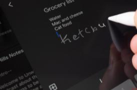 ApplePencil现在支持iPadOS14中的五种新语言