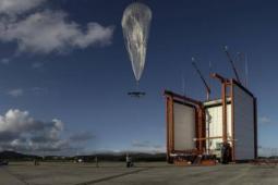 Loon将把互联网从空中带到亚马逊雨林地区