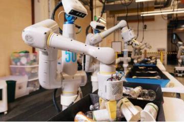 Alphabet的X希望制造可以学习完成平凡任务的机器人